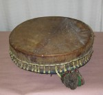 "CC1011-15, Small Indonesian Drum w/ Skin, 15"" x 6""H, Pricing & Availability Upon Request"