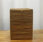 "CC1011-23, Rattan Small Box, 8 1/2""x 8 1/2""x 11 1/4"",  Pricing & Availability Upon Request"