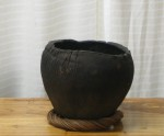 CC1011-36-C, Leather Bowl-Small, Pricing & Availability Upon Request