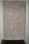 "CC1011-37, Toraja Panel On Stand, 17 1/2"" x 35 1/4"", Pricing & Availability Upon Request"