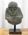 "CC1011-50, Stone Head on Stand, 10""x 12""x 20""OAH,  Pricing & Availability Upon Request"