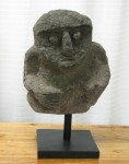 "CC1011-50, Stone Head on Stand, 9""x 12""x 18 1/2"" OAH,  Pricing & Availability Upon Request"