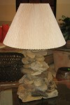 CC1011-66, Driftwood Lamp,  Pricing & Availability Upon Request