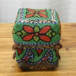 CC1011-88, Smalll Beaded Box,  Pricing & Availability Upon Request