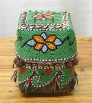CC1011-88, Small Beaded Box,  Pricing & Availability Upon Request