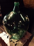 "CC912-1-B Old Green  Glass Vinegar Bottle, 20"" Dia. x 23""H, Pricing & Availability Upon Request"