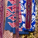 Assorted textiles