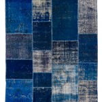 """CC2580, Antique Turkish Rug-Patchwork Design, 5' 9"""" x 7' 10"""", Pricing & Availability Upon Request"""