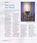 Pop Up -The Atlantan December 2012