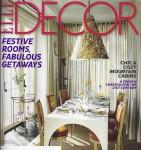 Elle Decor 2013 December