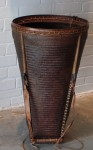 "CC312-87, Food Collecting/Pickers Basket, 21"" x 35""H, Pricing & Availability Upon Request"