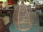 "CC813-39, Bamboo Chicken Cage-Large,  Diameter 24"" OAH 31"", Pricing & Availability Upon Request"
