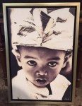 "CC312-2, Photo-Boy-Framed, 14 ¼""x 2 ½""x 20 ¾"" , Pricing & Availability Upon Request"