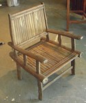 "CC813-7-B, Bamboo Child's Chair, 22""x 22 1/2""x 29 1/2"" OAH, SH 13 1/2""x AH 20 1/4"", Pricing & Availability Upon Request"