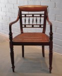 "CC912-66, Park Arm Chair, 22 1/2"" Wide x 23""Deepx 33 1/2""OAH, Arm Height 27 3/4"",  Pricing & Availability Upon Request"