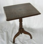 "CC1011-62 A, Pedestal Table w/ Rectangle Top, 21 1/2""x 18 1/2""x 28 1/4"" Pricing & Availability Upon Request"